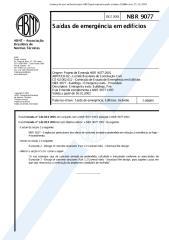 NBR 9077 - Saida de emergencia em edificios.pdf