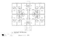012_A111_Building_B_First_Floor_Plan.tif