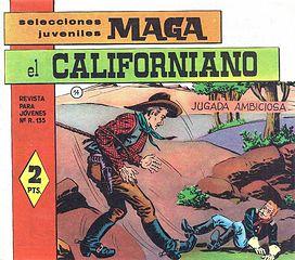 El californiano 14 (Ed. Maga 1965) by  AROJOJASO y Balrog[CRG].cbr