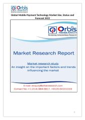 Mobile Payment Technology Market 2017-2022.docx