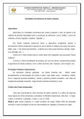 Atividades Econômicas de Santa catarina -agricultura e pecuaria(2).doc