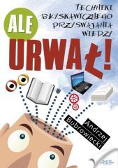 Ale urwał! - Andrzej Bubrowiecki - fragment.pdf