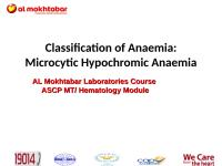 Anemia & Microcytic Hypochromic Anemia final.ppt