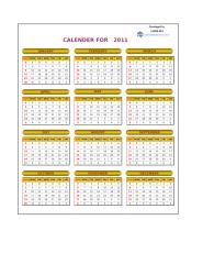 Any Year Diary.xls