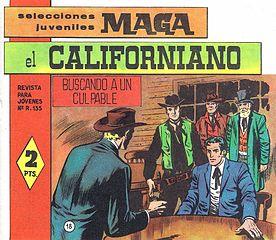 El californiano 18 (Ed. Maga 1965) by  AROJOJASO y Balrog[CRG].cbr