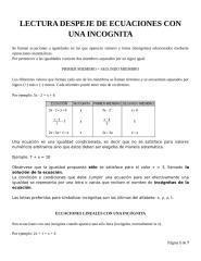 lectura despeje de ecuaciones de primer grado.docx