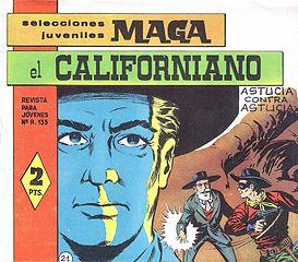 El californiano 21 (Ed. Maga 1965) by  AROJOJASO y Balrog[CRG].cbr