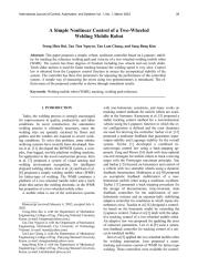 A Simple Nonlinear Control of Two-Wheeled Welding Mobile Robot.pdf
