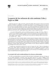 04. La guerra de los refrescos de cola continúa Coke y Pepsi en 2006.pdf