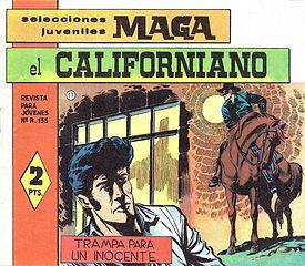 El californiano 17 (Ed. Maga 1965) by  AROJOJASO y Balrog[CRG].cbr