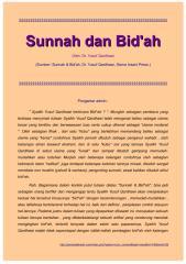 sunnah & bid'ah _ yusuf qardhawi.pdf