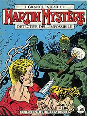 Martin Mystère - 18 - LE CREATURE DELL'ABISSO.cbr