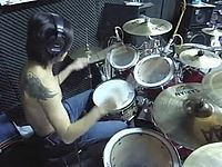 Gould - Avenged Sevenfold - Seize The Day (drum cover).mp4
