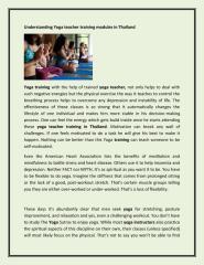 Understanding Yoga teacher training modules in Thailand.pdf