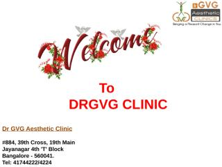 Phototherapy Treatment in Bangalore - DrGVg.pptx