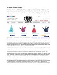 The Ultimate Tennis Bags Brand Part - I.docx