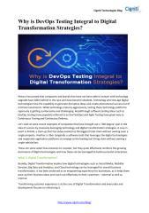 Why is DevOps Testing Integral to Digital Transformation Strategies.pdf