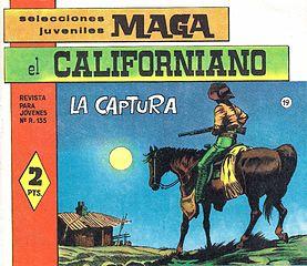 El californiano 19 (Ed. Maga 1965) by  AROJOJASO y Balrog[CRG].cbr